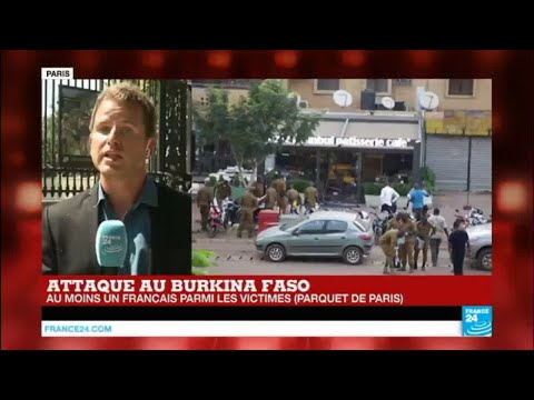 Attaque terroriste à Ouagadougou : un Français parmi les victimes