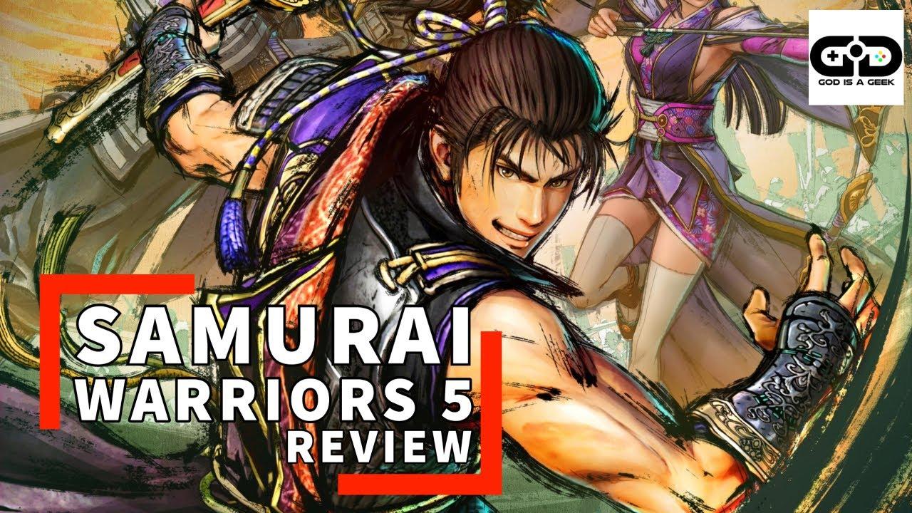 Samurai Warriors 5 review | PS4, Switch, PC