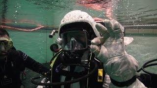 where do astronauts train - photo #21
