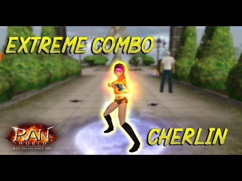 Ran Online GS - Extreme Combo & Reset By Cherlin
