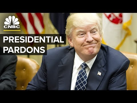 Trump And The Rules Of Presidential Pardons