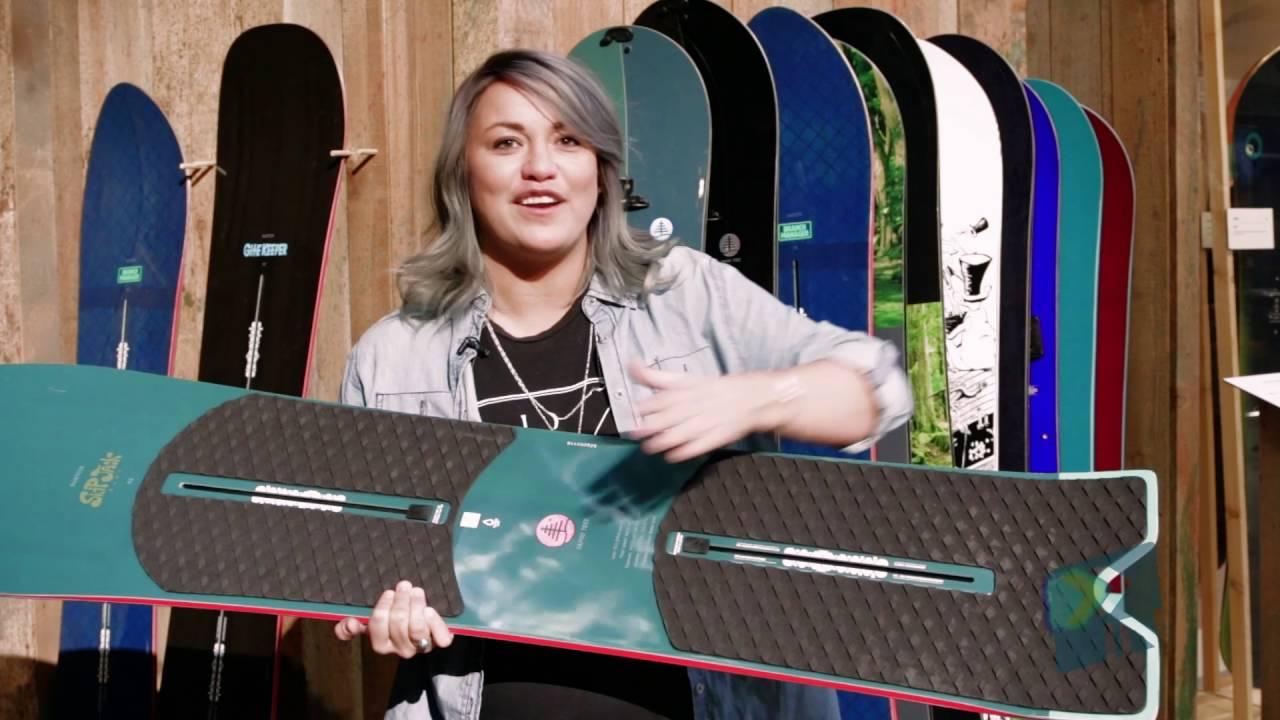 filósofo Vacaciones Rebelión  2017 Burton Skipjack Surf Snowboard - Burton Family Tree Skipjack Surf  Snowboard - YouTube