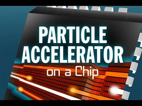 Public Lecture—Particle Accelerator on a Chip