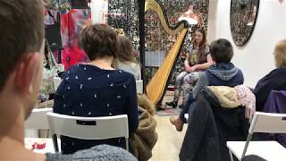 Amy Turk - Concert at PoppyHarp - Stand by me - Ben E. King & Medley from The Legend of Zelda Series