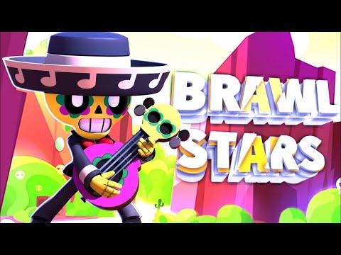 Катаю в Brawl Stars!