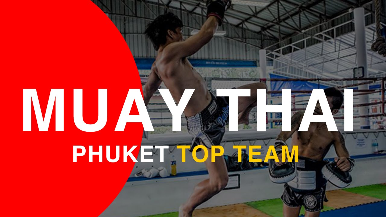 muay thai camp phuket