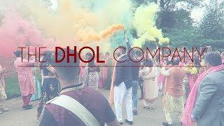 The DHOL Company  |  Groom / Baraat Entrance   |   Hatfield House