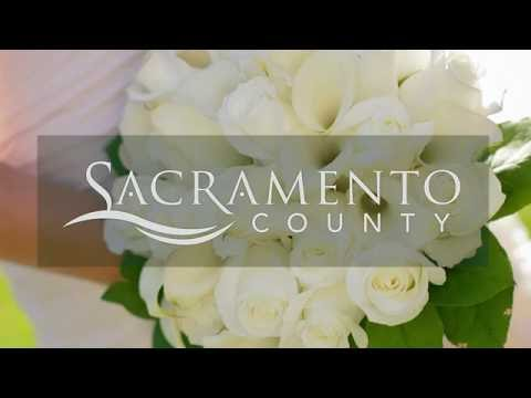 Sacramento County Clerk Recorder Offers Marriage Ceremonies