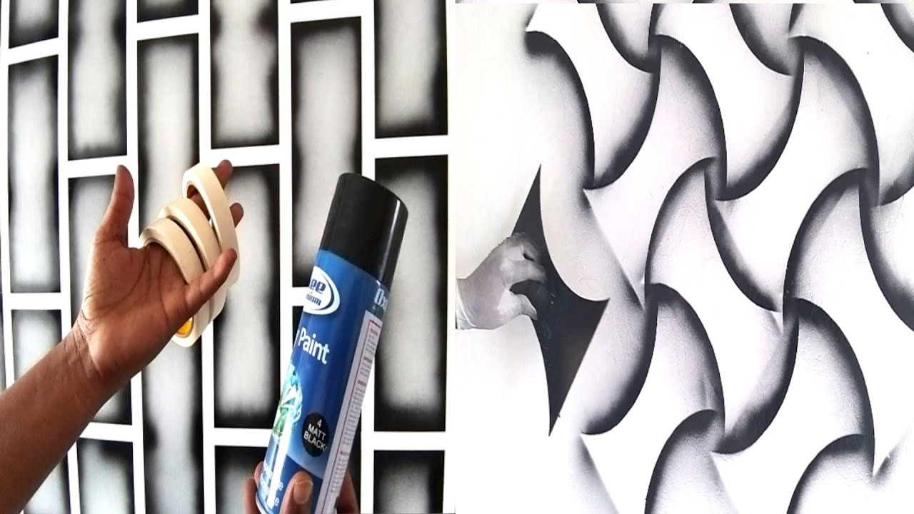15 Different Wall Painting Ideas Youtube