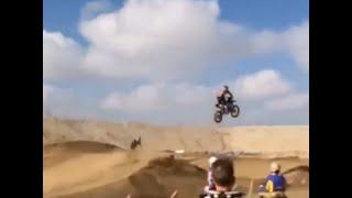 Huge Motorbike Jump !!!
