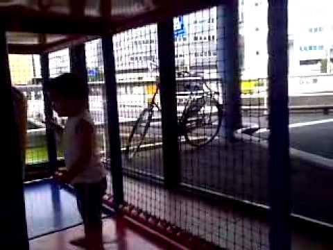 Ryan in de speelhoek van BK Alexandrium