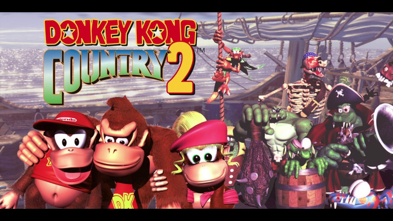 Forest Interlude (Donkey Kong Country 2: Diddy's Kong Quest