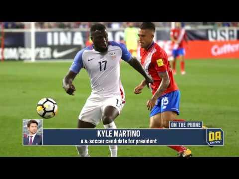 Kyle Martino says US Soccer leadership has a
