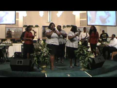 Trouble In My Way - Unity Singers CD Release 2013!!