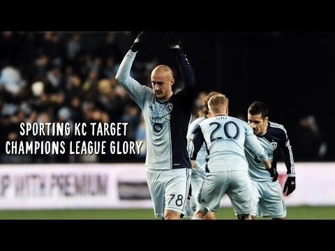 Sporting KC target CONCACAF Champions League glory