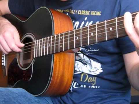 Ваенга шопен видеоурок на гитаре