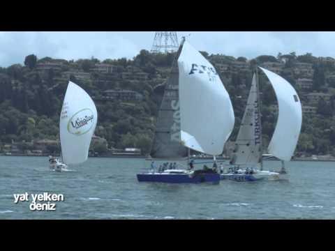 Yat Yelken Deniz Viaport Marina KYK Cup 2015 part 1