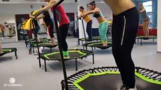 Sky Jumping Первое обучение Скай Джампинг в г. Минск