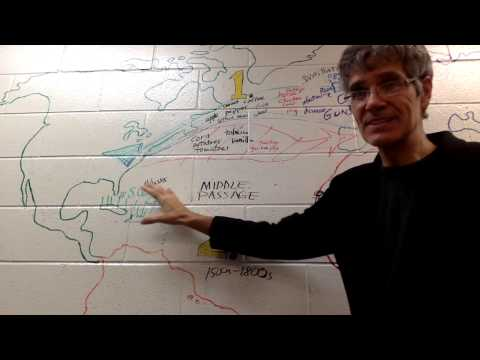 Columbian Exchange & Triangular Trade - The Age of Exploration