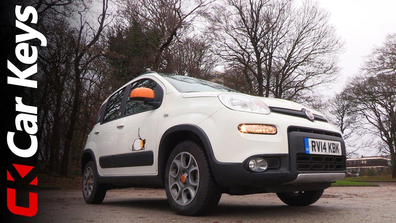 Fiat panda 4x4 antartica 2015 review car keys youtube for Panda 4x4 youtube