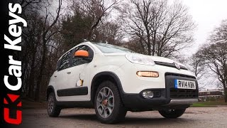 Fiat Panda 4x4 Antartica 2015 review - Car Keys