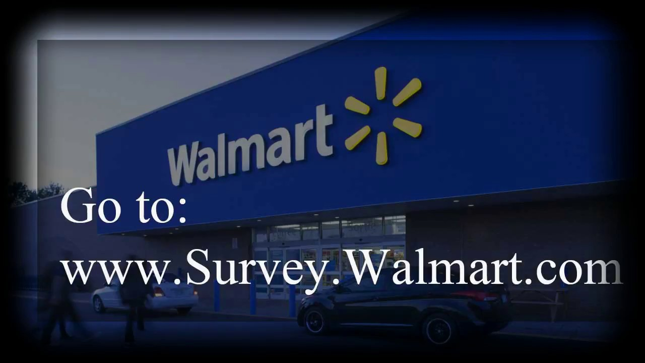 Www http www survey walmart com