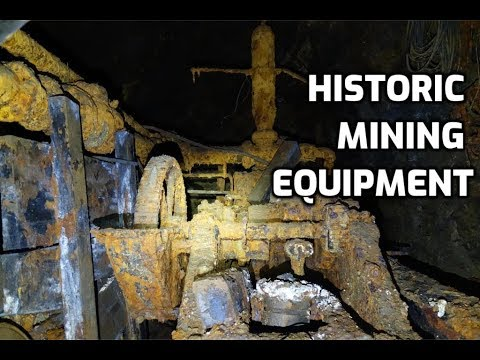 Special Visit To The Incredible 16 To 1 Mine: Part 6 - Tightner Shaft