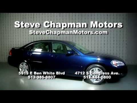 Austin Used Cars Steve Chapman Motors