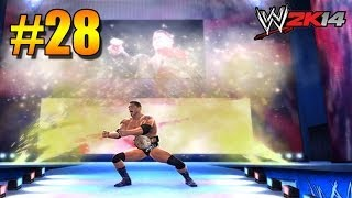 WWE2K14 30 Years Of Wrestlemania: UNDERTAKER vs BATISTA WM23