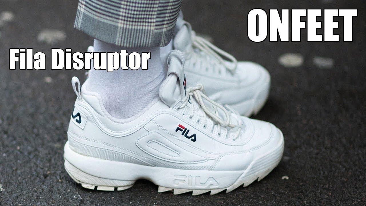 Fila Disruptor \
