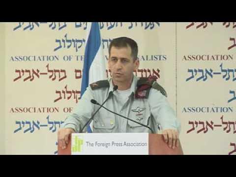 IDF Warns Hezbullah and Hamas Against Rocket Attacks