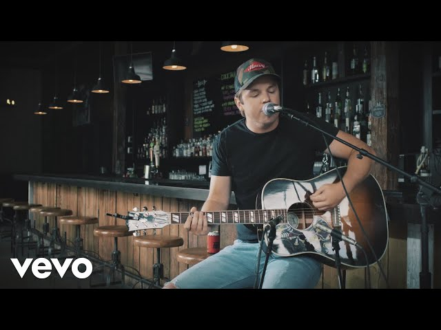 Travis Denning - Where That Beer's Been (Acoustic Video)