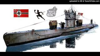 German Type VII U-Boat Kriegsmarine Hitler`s Germany Das Boot