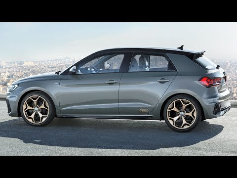 2019 Grey Audi A1 Sporty Powerful And Efficient Youtube