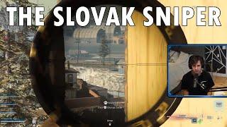 David Dobrik is the Slovak Sniper | Warzone