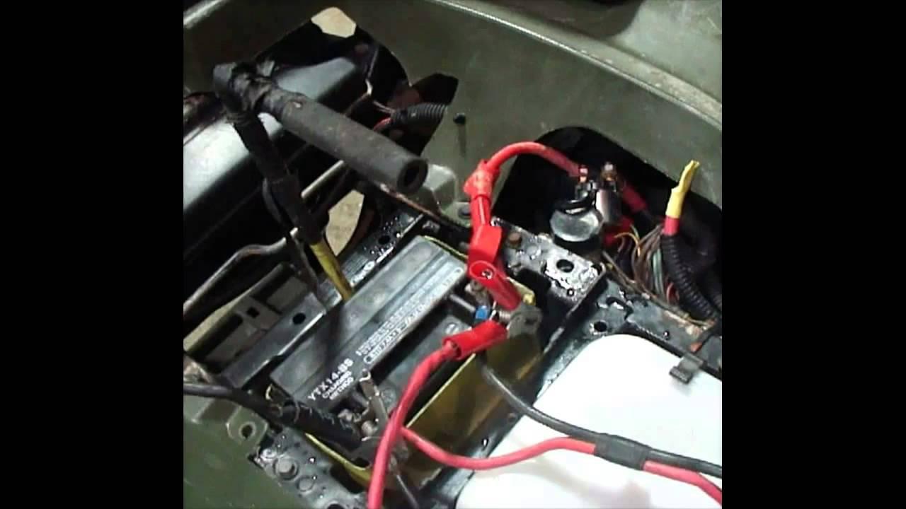 Kawasaki Klf300c Wiring Diagram Rv Plug Trailer Install 300 4x4 Www Toyskids Co How To Fix Snowmobile Problems Won U2019t Start Stalls Etc 1995 Bayou Schematics
