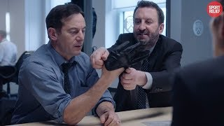 Line of Duty - Lee Mack's Hilarious 'Deleted' Scene | Sport Relief 2020