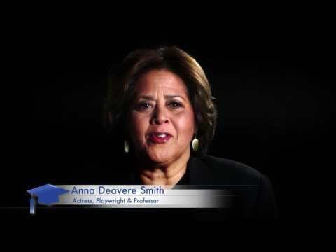 American Graduate Champion | Ted Talks Live: Anna Deavere Smith