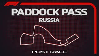 F1 Paddock Pass: Post-Race At The 2019 Russian Grand Prix