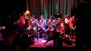 Fleur De Lindy 2015 - Smoking Time Jazz Club - Moonlight Fiesta