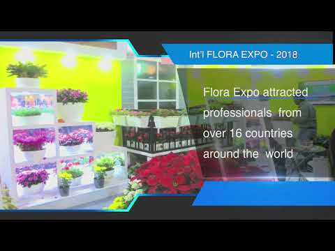 For All Flower Growers & Green Business - FloraExpo at India