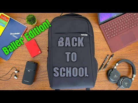 Awesome Back to School Tech 2017! (BALLER Edition)
