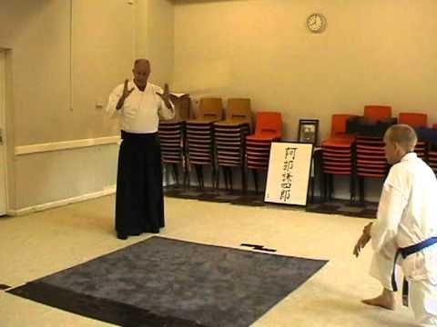 Henry Ellis Shihan - Aikido - 3