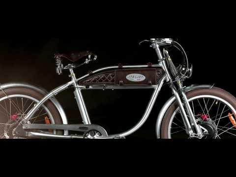 Quảng cáo xe Đạp Điện Italjet Modello Ascot Classic