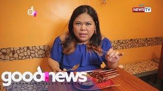 Good News: Mga pagkaing puwedeng i-refill, sinubukan ni Maey Bautista!