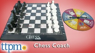 Chess Coach from Winning Fingers