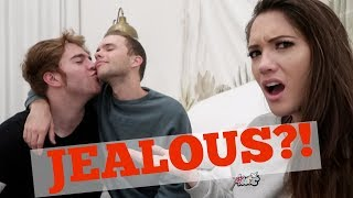 MEETING SHANE'S BOYFRIEND *nervous*