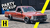 Rev Limiter Savagery: BEAMS-Powered Toyota Hilux Party Truck