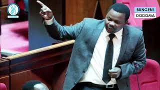 Lema amkosoa Magufuli vikali leo Bungeni