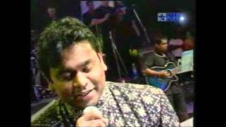 KHALBALI - A.R.Rahman, Mohammed Aslam & Naresh Iyer on STARPLUS New Year Eve